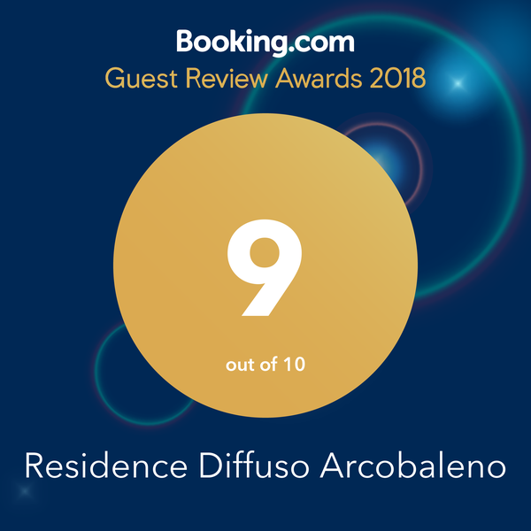 Booking Guest Review Award